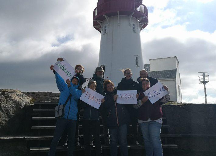 Tyske turoperatører på Sørlandsbesøk