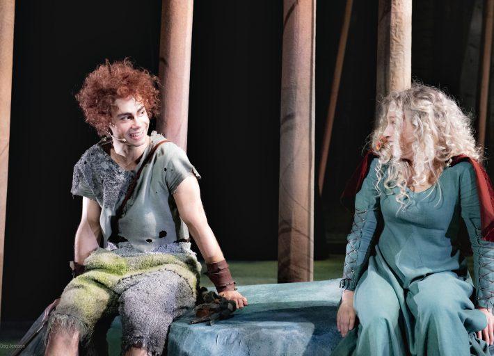 Med Alexander Rybak i hovedrollen som Trolle har Kilden solgt billetter til hele 14 forskjellige land.