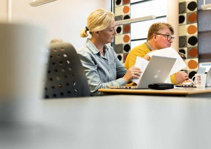 Illustrasjonsfoto: Digitalisering og forretningsprosesser UiA