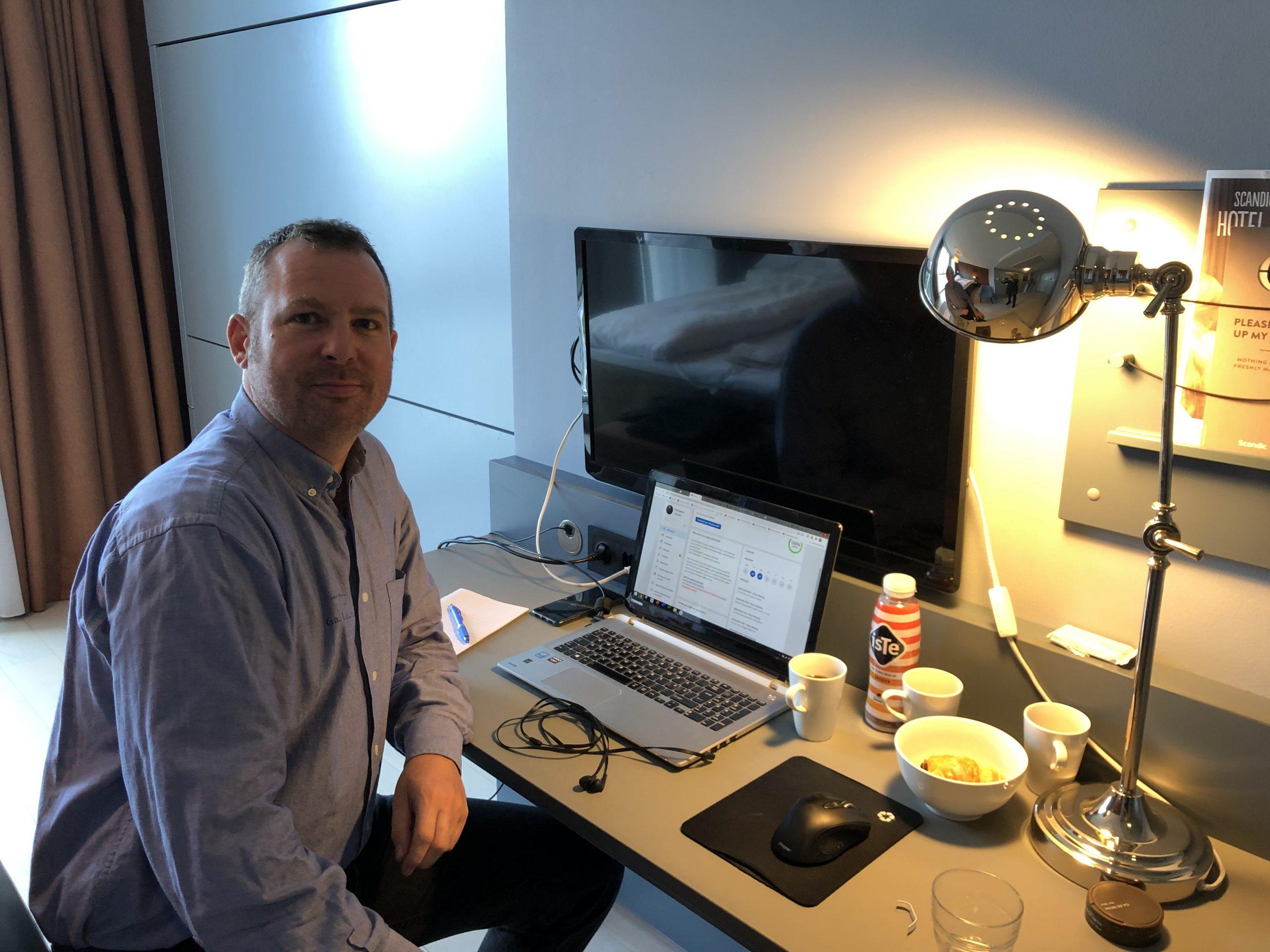 I år foregikk Norwegian Travel Workshop digitalt.