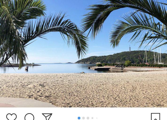 Visit Norway Instagram
