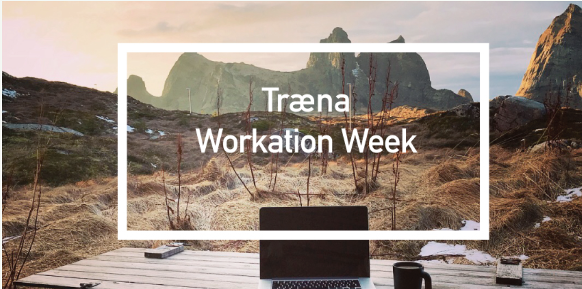 Træna workation week