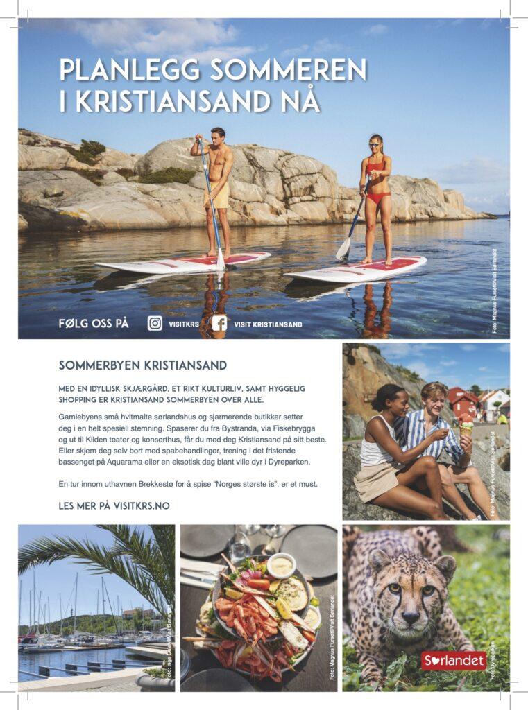Annonse i Båtmagasinet