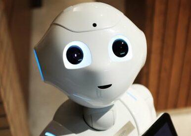 Roboten Pepper - MIL