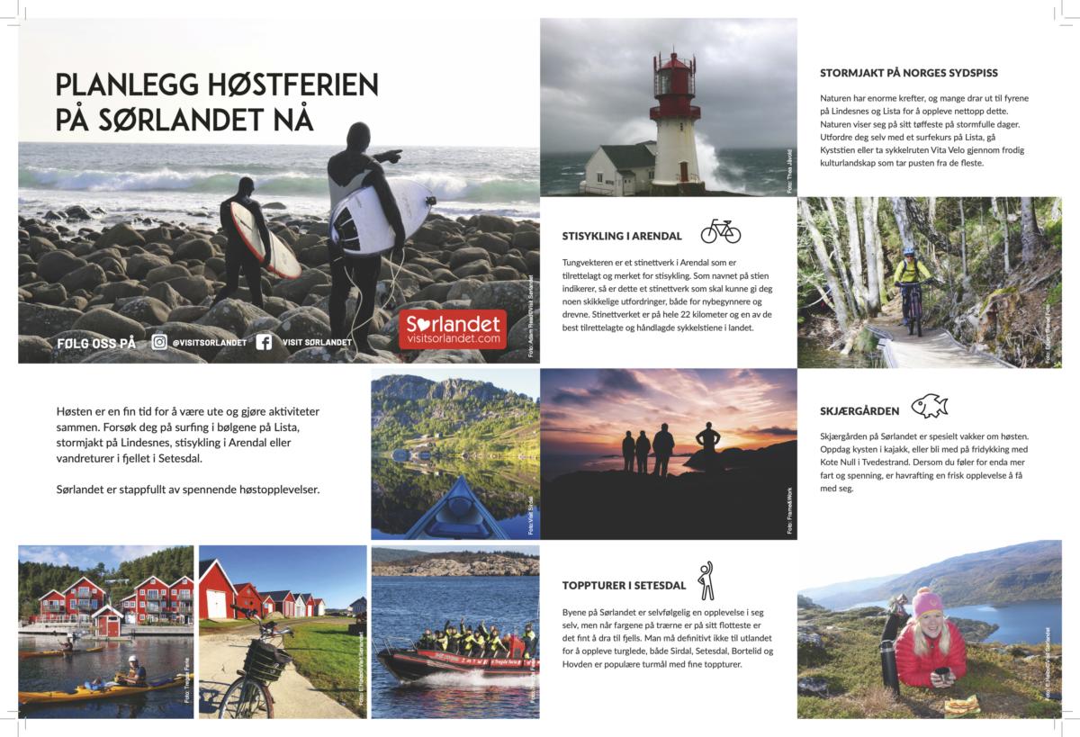 Annonse i Fjell og vidde 2021