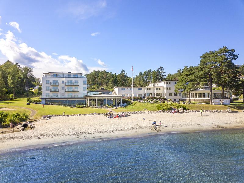 Strand Hotel Fevik Foto Classic Norway©Christer Olsen 1